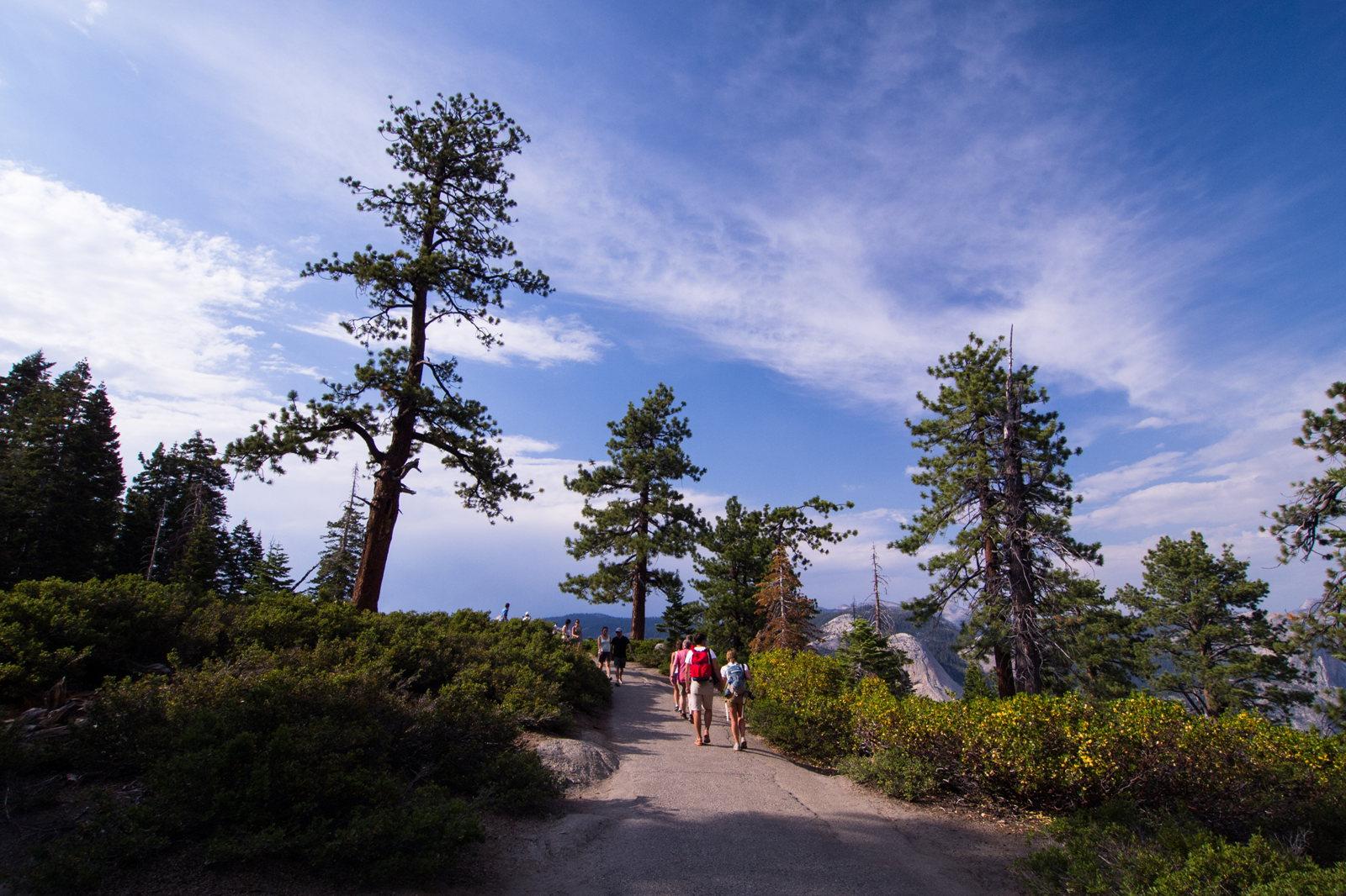 4 Mile Trail - Glacier Point