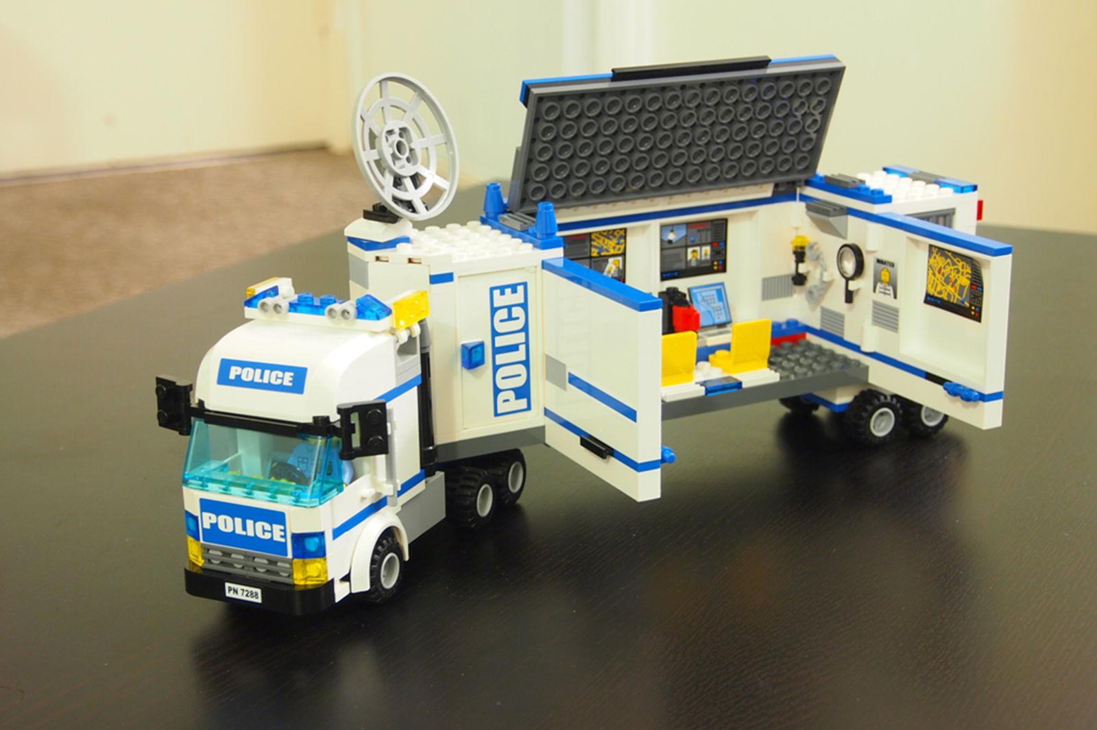 移动警察站